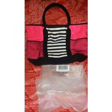 VS/PINK LARGE BEACH BAG