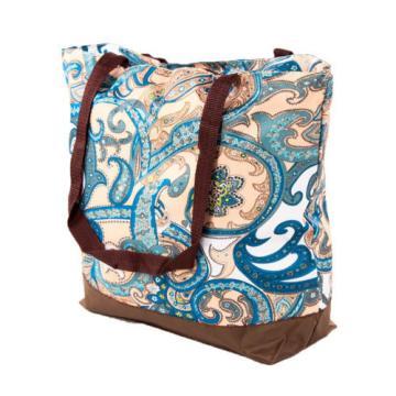 Shoulder Bag Printed Tote Handbag Purse Large Big Beach Reusable Eco Grocery New