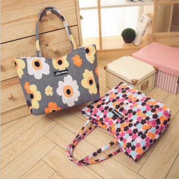 Bag Beach Shoulder Waterproof Tote Women Ladies Shopping Handbags Canvas Large