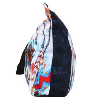 Horse Lady Girl's Shopping Shoulder Bags Women Handbag Beach Bag Tote HandBags