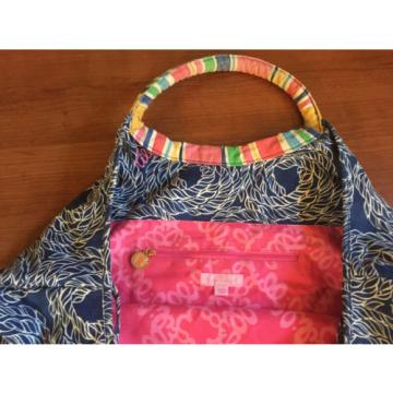 NWOT Lot 5 Lily Pulitzer Items- Picture Frame, Beach Tote, 2 Bags Palm Beach FL