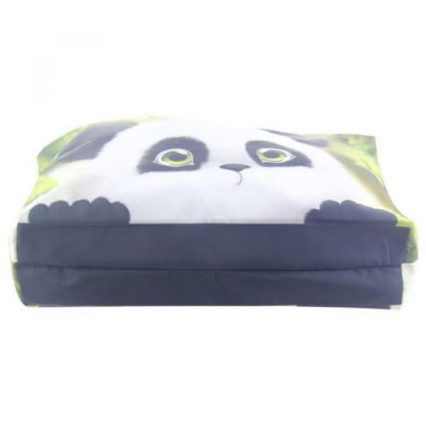 Panda Women Eco Shopping Tote Shoulder Bag Folding Beach Satchel Handbag Bag #4 image