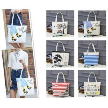 Women's Various Design Case Lady's Tote Shopping Bag Beach Shoulder Handbag 8602