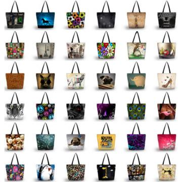 Fashion Owls Shopping Shoulder Bags Women Handbag Beach Bag Tote HandBags C0