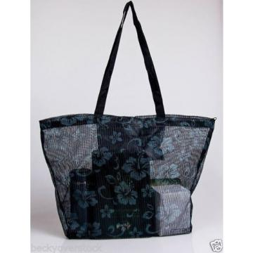 Hawaii Tote Bag Rubber Mesh Perfect For The Pool And Beach