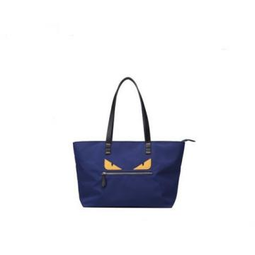 High Quality Monster Nylon Tote Bag For Women Patchwork Large Size Beach Bag