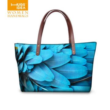 Cool Animals Girl's Shopping Shoulder Bags Women Handbag Beach Bag Tote HandBags