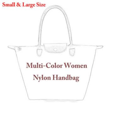 Women Nylon Handbags Shoulder Bags Ladies Designer Beach Shopping Travel Totes