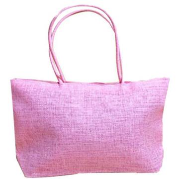 Women Straw Summer Beach Woven Shoulder Tote Shopping Beach Bag Handbag Purse