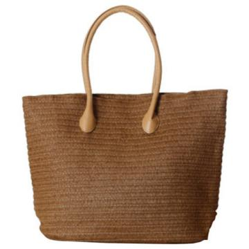 Women's Lady's Classic Paper Straw Summer Beach Sea Shoulder Bag Handbag Tote