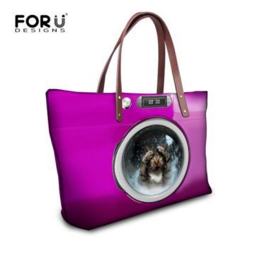 Women Ladies Handbag Casual Shoulder Bag Hobo Satchel Purse Tote Beach Bag