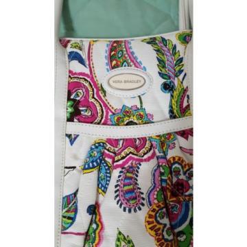 "Vera Bradley Palm Beach Gardens Collection ""Pretty Tote"" Shoulder Bag Purse GUC"
