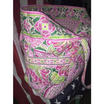 Vera Bradley Cotton Beach Bag