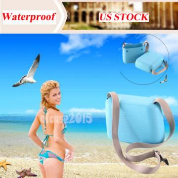 Fashion Shoulder Bag Women Girls Waterproof Case Summer Beach Long-Strap Satchel