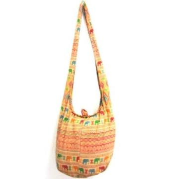 0041 BAG SLING UNISEX MESSENGER SHOULDER BOHO S CROSSBODY TRAVEL BEACH SCHOOL