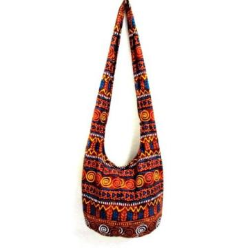 *09 BEACH BAG SLING SHOULDER ADVENTURE THAI WOMEN HOBO GYPSY YOGA UNISEX TRAVEL