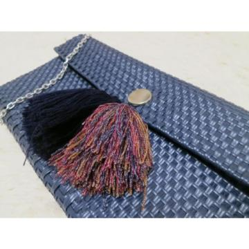 Handmade bag; Mexican bag; Clutch; Plastic bag; Fashion bag;Beach Bag; Night bag
