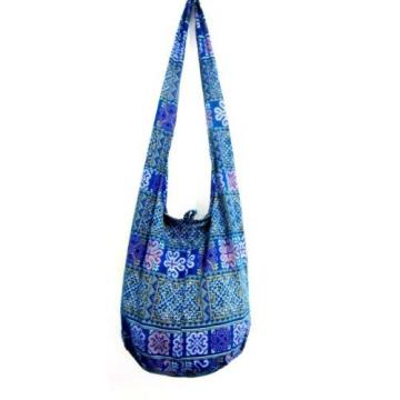 CHIC BEACH BAG SLING SHOULDER YAAM LARGE SCHOOL BOHEMIAN BOHO GYPSY YOGA UNISEX