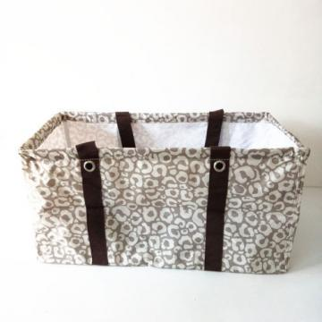 Thirty one women handbag Canvas  Storage basket collection basket beach bag
