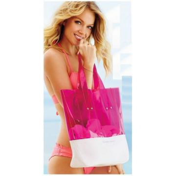 VICTORIA'S SECRET 2013 SPRING BEACH BAG TOTE *BRAND NEW