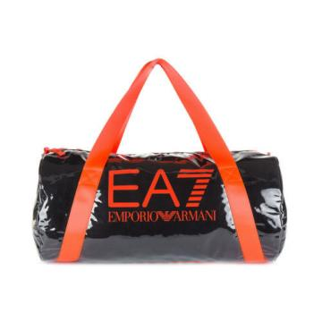 EMPORIO ARMANI EA7 WOMEN'S FITNESS GYM SPORTS BAG NEW BEACH MESH NER F01