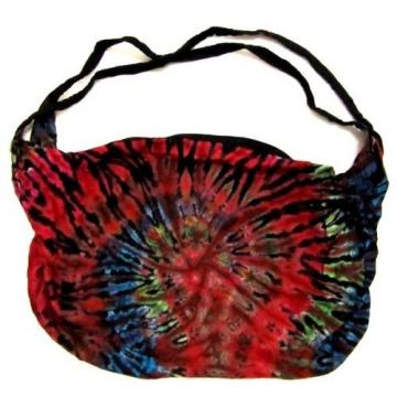 ox21 BAG TIE DYE BACKPACK SLING SHOULDER UNIQUE NEW LUSCIOUS BEACH VIVID MEN