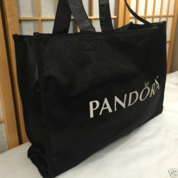 Pandora Large Shopping travel Bag Beach Tote Handbag Purse