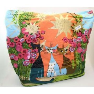 Shopper Bag Shopping bag Beach bag 50 cm Rosnia WACHTEMEISTER Cats CAT