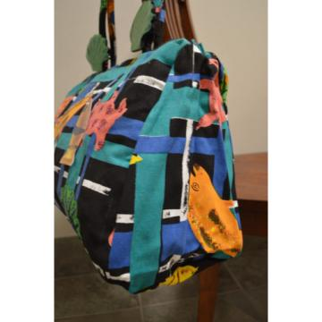 Beach Bag Tote Handbag Sea Theme