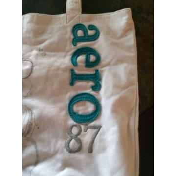 Aeropostale 87 Bag Beach Travel Purse