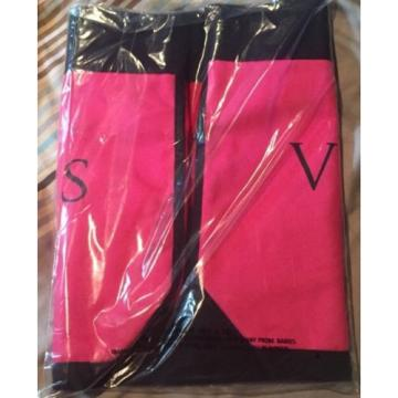 Victorias Secret Beach Tote Bag Pink/Red!