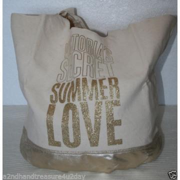 VICTORIA'S SECRET Summer Love Pink Beach Travel School Gym Pool Bag Tote Carry