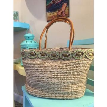Skemo Bag Handmade Beach bag Straw Bag