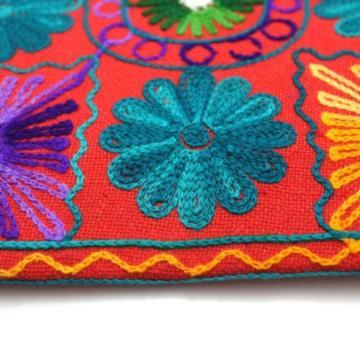 Indian Handmade Ethnic Designer Bohemian Multi Purpose Hippie Beach Shoulder Bag