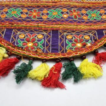 Indian Handmade Ethnic Designer Bohemian Multi Purpose Hippie Beach Shopping Bag