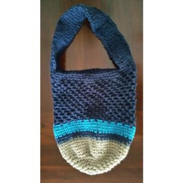 Crochet Market Bag, Shoulder Bag, Crochet Beach Bag, Hobo Bag, Slouch Bag
