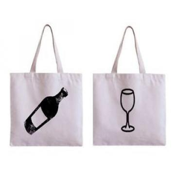 Wine Theme Canvas Tote Shopping Bag Wine Gift Wine Themed Gifts, Beach Tote