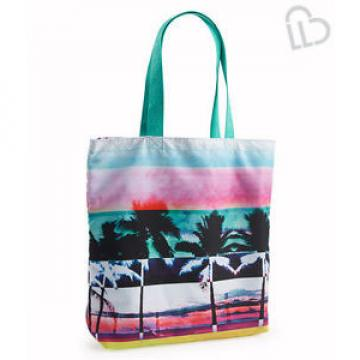 AEROPOSTALE LIVE LOVE DREAM TROPICAL BEACH TOTE BAG NWT $34.50