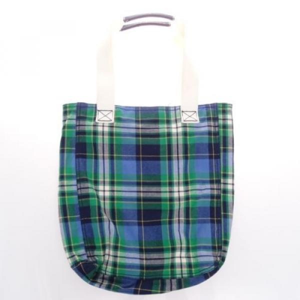AEROPOSTALE Green Blue Beach Tote Shopping bag #4 image
